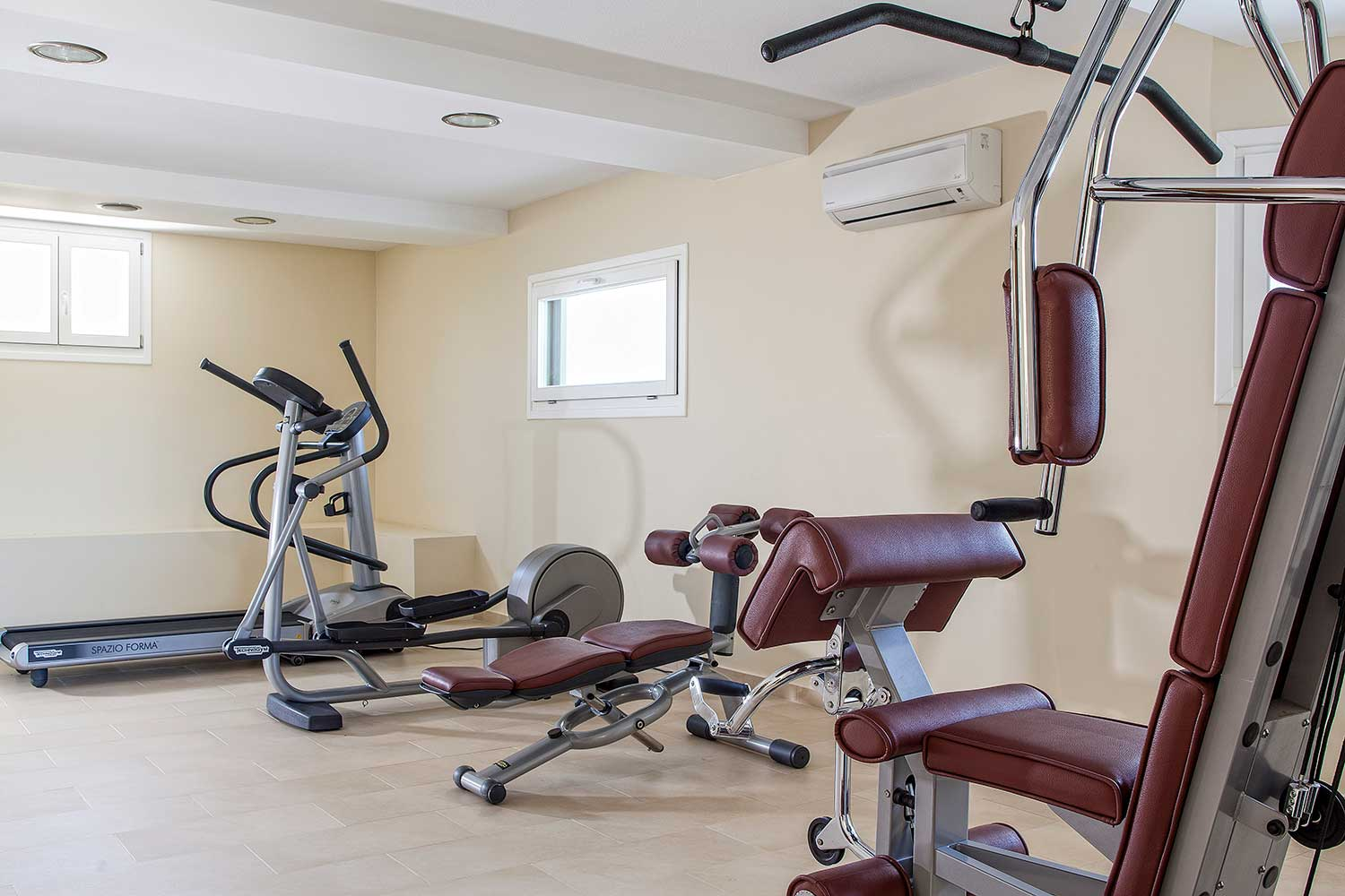 Finikas Beach Hotel Naxos Gym