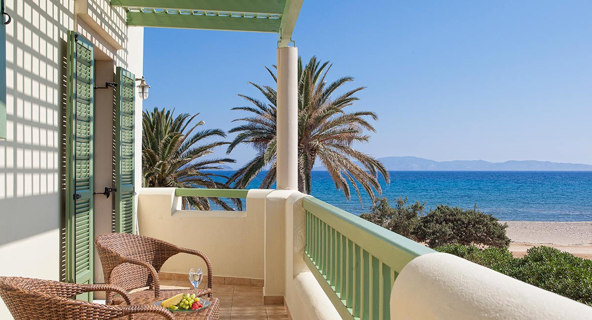 Hotel Finikas Naxos Island