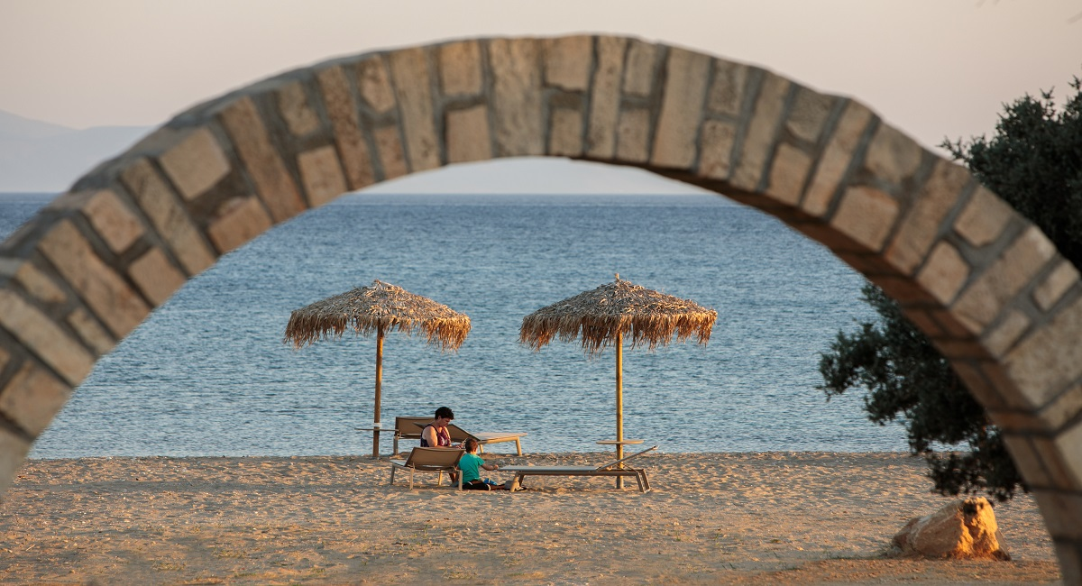 Naxos Beach hotels
