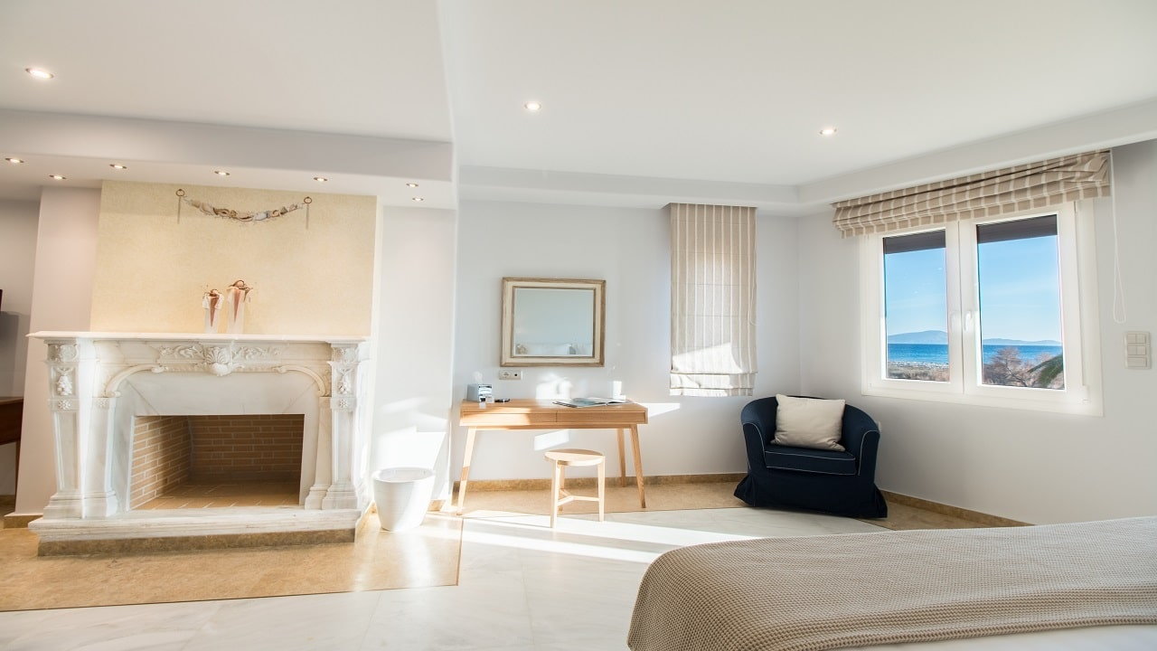 Romance Sea View Suite with Jacuzzi