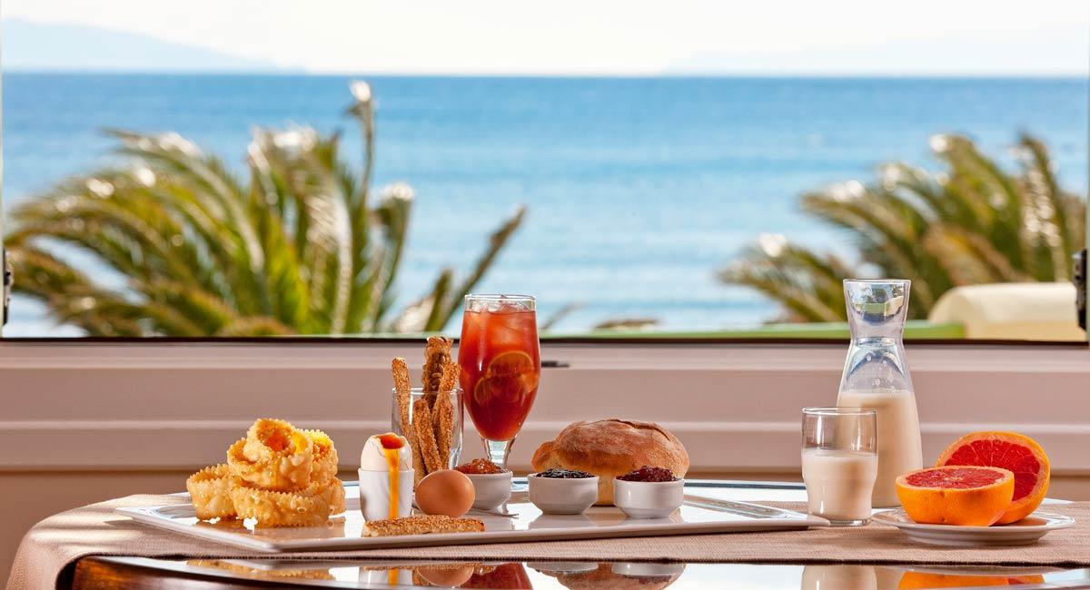 Hotels Naxos