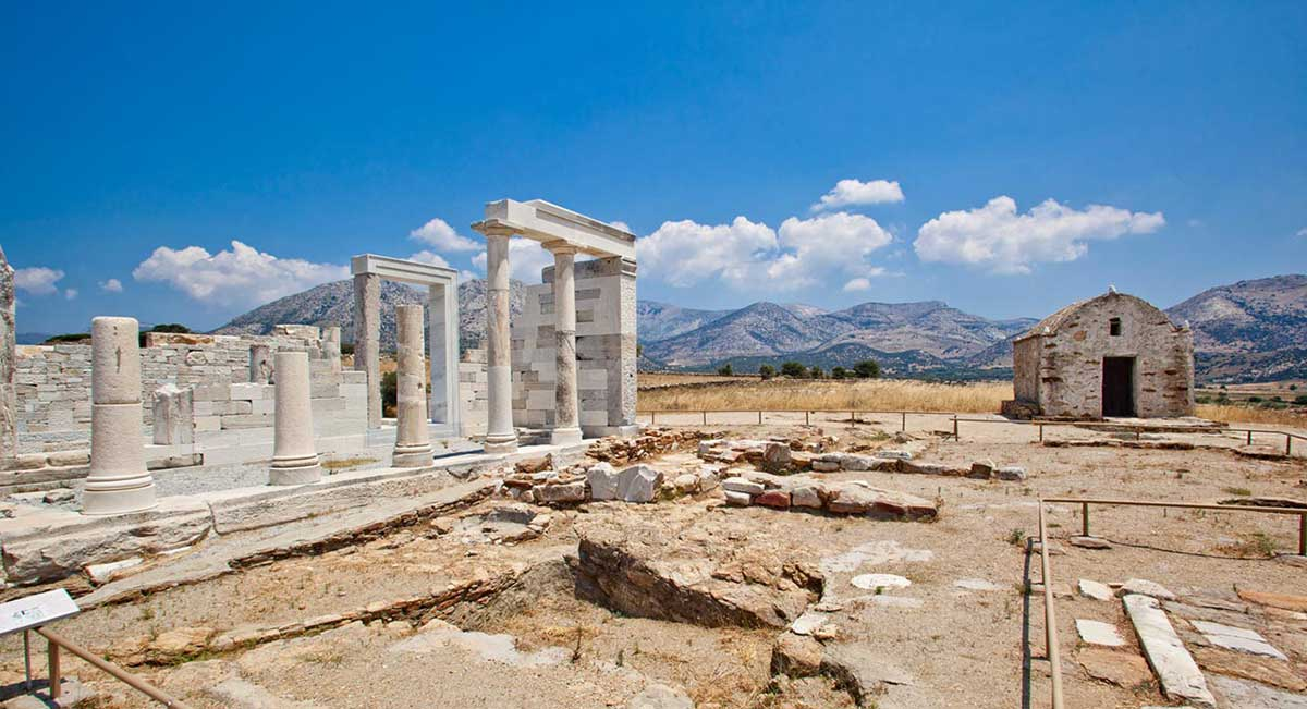 Discover Naxos Island